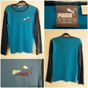Puma Unisex  Longsleeve Teeshirt
